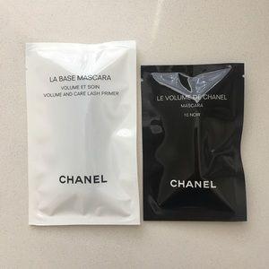 Chanel Lash Primer + Mascara